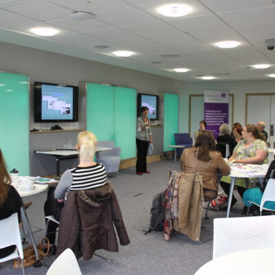 In October we facilitated an Impact Training Workshop for the University of Falmouth and Exeter University.