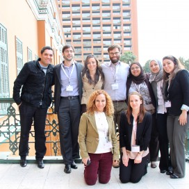 Social Reporting from the 18th Annual ERF Conference in Egypt
