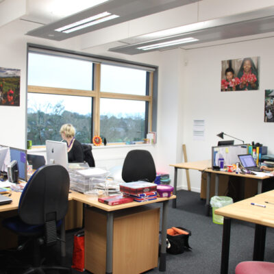 Most of January 2013 was spent settling into our new UK office at Tremough Innovation Centre, Penryn, Cornwall.