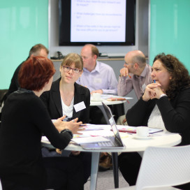 Increasing the influence of your research: Impact training workshop