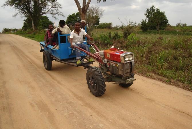 AFCAP-IFRTD Knowledge Management Study in the Rural Transport Sector